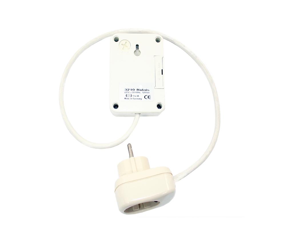 Zwischenstecker-Empfänger- receiver