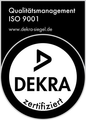ISO 9001:2015 Siegel